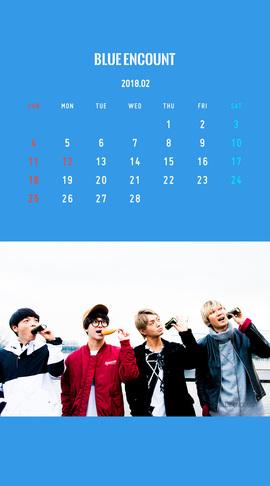 Calendar 2018.2