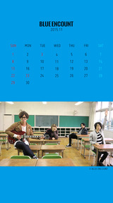 Calendar 2015.11 SmartPhone
