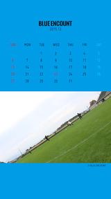 Calendar 2015.12 SmartPhone